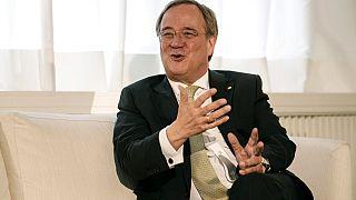 Kanzlerkandidat Armin Laschet - CDU - ARCHIV