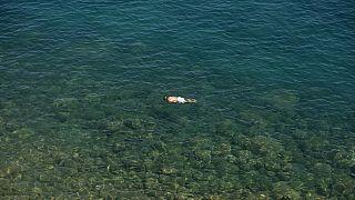 Greece Weather Heatwave