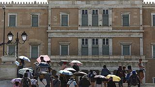 Greece Heatwave