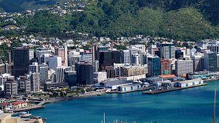 العاصمة النيوزيلندية ويلينغتون