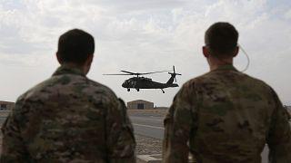 ABD'de eğitilen Afgan pilotlar