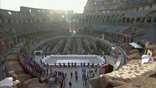 Συνάντηση των υπουργών Πολιτισμού της G-20 στη Ρώμη