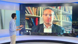 الدكتور أحمد سالمان يتحدث ليورونيوز
