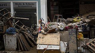 Ahrweiler nach der Hochwasser-Katastrophe