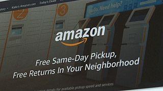 Amazon frappé lourdement au portefeuille pour non respect des données privées en Europe