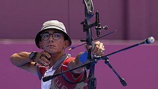 Türkiye Tokyo Olimpiyatlarında ilk altın madalyasını aldı: Milli okçu Mete Gazoz şampiyon oldu