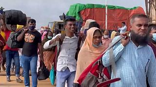 Reiseverkehr in Bangladesch
