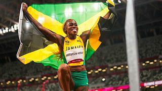 La jamaicana Elaine Thompson-Herah, repite el oro, rozando el récord olímpico