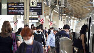 شیوع کرونا در ژاپن