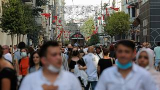 İstiklal Caddesi, İstanbul / Türkiye