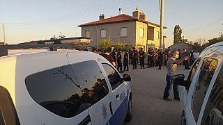 In der Provinz Konya wurden 7 Mitglieder einer Familie ermordet