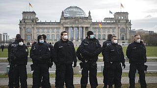 Polizei in Berlin - ARCHIV