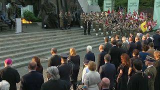 77 éve volt a varsói felkelés