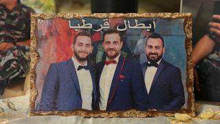 من ضحايا انفجار بيروت