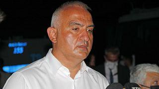 Mehmet Nuri Ersoy Marmaris'te incelemelerde bulundu