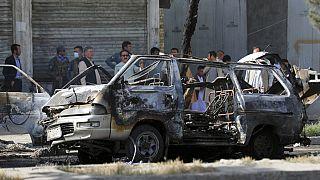 Varios cohetes impactan en el aeropuerto de Kandahar