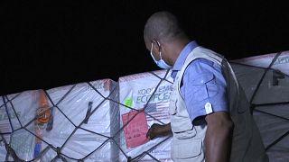 Covid-19 : 4 millions de vaccins Moderna sont arrivés au Nigéria
