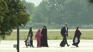'Niños del Dáesh' repatriados a Albania