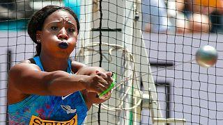گوئن بری، نماینده آمریکا در رشته پرتاب چکش در المپیک توکیو