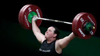 Yeni Zelanda Milli Halter Sporcusu  Laurel Hubbard