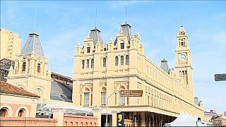 Museu da Língua Portuguesa - São Paulo - Brasil