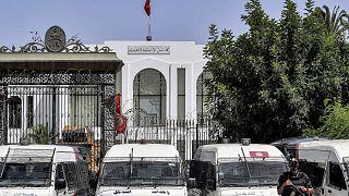 مقر البرلمان التونسي