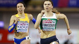 Eltávolították a válogatottból - állítja a belarusz sprinter