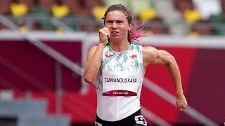 کریستینا تیمانوسکایا، دونده اهل بلاروس