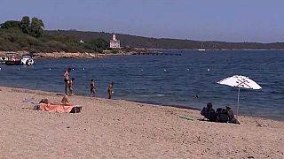 É proíbido recolher areias ou conchas na Sardenha