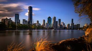 مدينة بريزبن الأسترالية