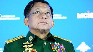 Myanmar'daki darbe lideri Min Aung Hlaing