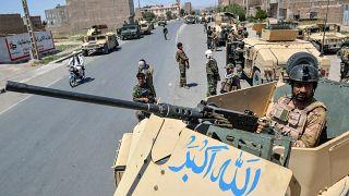 نیروی نظامی افغانستان در ولایت هرات