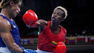 JO Tokyo : le Ghanéen Samuel Takyi assuré d'un podium