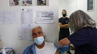 Greece vaccinations
