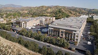استودیوهای سانست در لوسانجلس