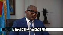 Exclusive interview with Congolese (DRC) Prime Minister Sama Lukonde