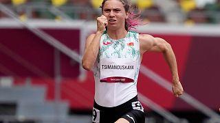 Belaruslu atlet Krystsina Tsimanouskaya