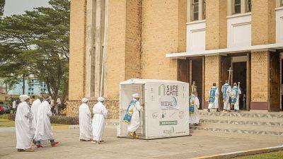 RDC : divergences sur le président de la Ceni, des églises profanées