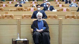 حسن روحانی، رئیس جمهور ایران در آخرین سخنرانی خود به عنوان رئیس دولت دوازدهم