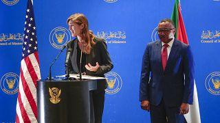 U.S. hails Sudan's economic transition, promises to civilian-backed gov't