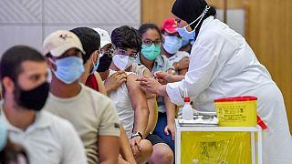 Covid-19 vaccination speeds up in virus-hit Tunisia
