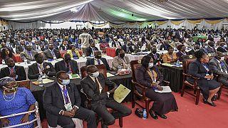 Soudan du Sud : les députés prêtent serment