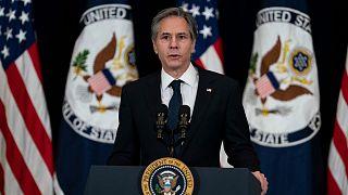 آنتونی بلينكن، وزیر خارجه آمریکا