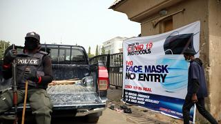 Covid-19: Nigeria reopening isolation centers amid jump in cases