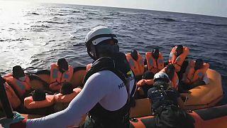 Спасение мигрантов: суда НПО переполнены