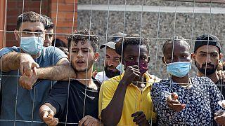 Migration illégale en Lituanie : l'UE promet de l'aide et critique le Bélarus