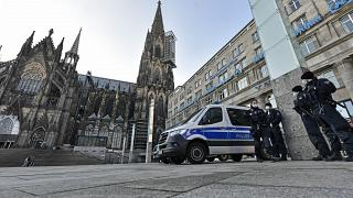 The incident took place in Cologne, a city in Germany's most populous state of North Rhine-Westphalia.
