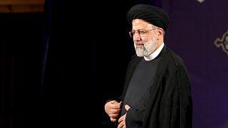إبراهيم رئيسي، طهران، إيران، السبت 15 مايو 2021.