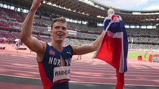 Batió su propio record mundial en Tokio