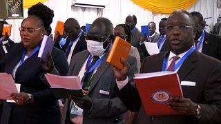 Novo parlamento do Sudão do Sul toma posse
